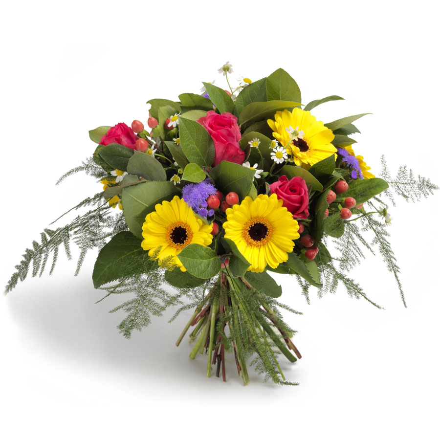 Bouquet of spring flowers - The Flower Shop