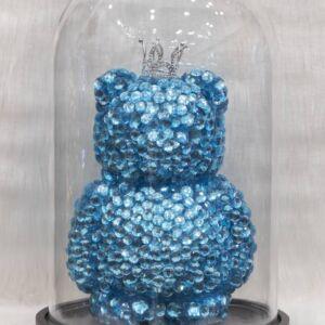 DIAMOND BEAR (TURQUOISE)