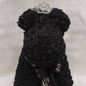 ROSE PUPPY BLACK