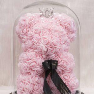 ROSE BEAR PETITE (BABY PINK)