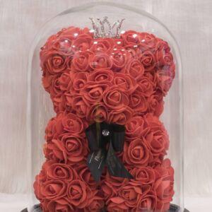 ROSE BEAR PETITE (RED)